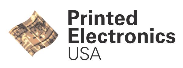 Meet us at Printed Electronics in Santa Clara 2018